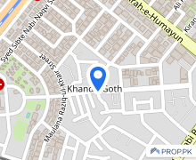In North Nazimabad 1000 Square Yards Commercial Plot For Sale