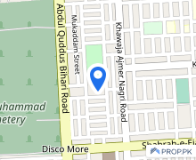 1080  Square Feet Building For Rent In North Karachi