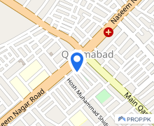 336 Sq Feet Shop For Rent Available At Qasimabad Naseem Nager Road Ali Palace Hyderabad