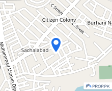 150 Sq Yard Bungalow For Rent Available At Qasimabad Citizen Colony Hyderabad