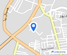 Centrally Located Shop In Insaf City Is Available For Sale