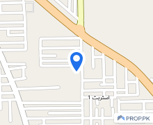 In Abu Dhabi Road House For Rent Sized 7 Marla