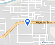 Mineral Water factory for sale in  khanpur road Running condition(10 kanal)