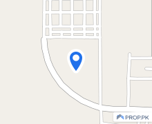 Residential Plot Sized 1650  Square Feet Is Available For Sale In Al Ghafoor Town