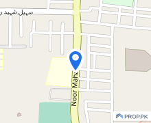 94500  Square Feet Spacious Commercial Plot Available In Noor Mahal Road For Sale