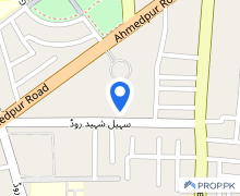 Lower Portion Sized 1125  Square Feet Is Available For Rent In Shahbaz Town