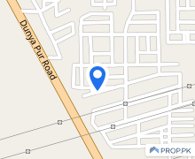 1125  Square Feet Residential Plot Is Available In Dunya Pur Road