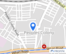 Residential Plot For Sale Of 9000  Square Feet In Peoples Colony