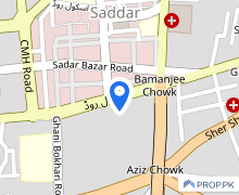 20 Marla House Is Available In Mall Road