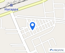 7 Marla Commercial Plot Is Available For Sale - Harappa, Sahiwal