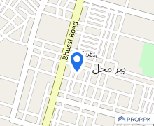 Commercial Plot Is Available For Sale Multan Road