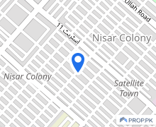 Buy A 5 Marla House For Rent In Nisar Colony