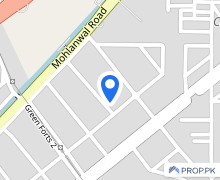 22 Marla Commercial Plot For Sale In Indus Block Of Green Fort 2 Lahore