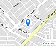 5 Marla Residential Plot For Sale At Johar Town Phase 1 Block D, At Prime Location.