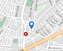 3 Marla Commercial Plot In Punjab Coop Housing Society For Sale
