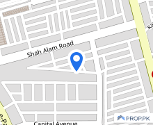 1 Kanal Commercial Plot In Johar Town Is Available