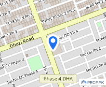 3 Bedroom Penthouse In Goldcrest Mall Dha Phase 4 Lahore