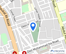 1 Kanal Commercial Plot for Sale - Main Road Near to Akbar Chowk