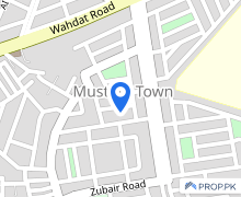 Upper Portion In Mustafa Town Sized 10 Marla Is Available