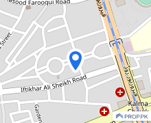 Prime Located 1 Kanal Plot Number 160a Block Garden For Sale In Garden Town Lahore