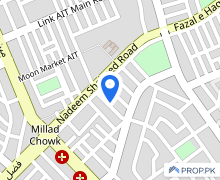 Flat Of 7 Marla Available In Allama Iqbal Town