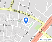 1125  Square Feet Lower Portion In Shah Jamal For Rent