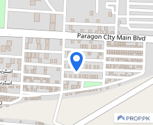 The Office Is Located At Bery Prime Location  In Paragon City