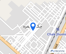 Best Options For Plot  Are Available For Sale In chak no 190 Karari Kalan,Chak Jhumra