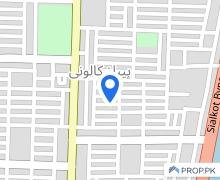House Available For Rent In Peoples Colony