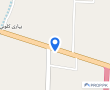 Ideally Located Shop Of 525  Square Feet Is Available For Sale In Daska
