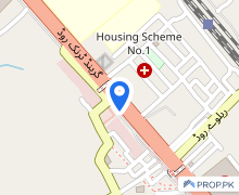 19350  Square Feet Commercial Plot Available For Sale In Islamabad - Lahore Road