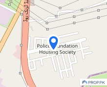 460  Square Feet Flat In Police Foundation Housing Society For Rent