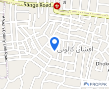 Shop In Afshan Colony For Rent