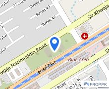 6.6 Kanal Plaza For Sale In Blue Area Islamabad