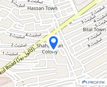 2250  Square Feet Lower Portion Situated In Shahzaman Colony For Rent