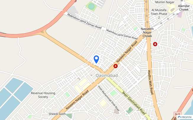 5 marla house for sale in al wahid town, hyderabad - 20936386 - prop.pk