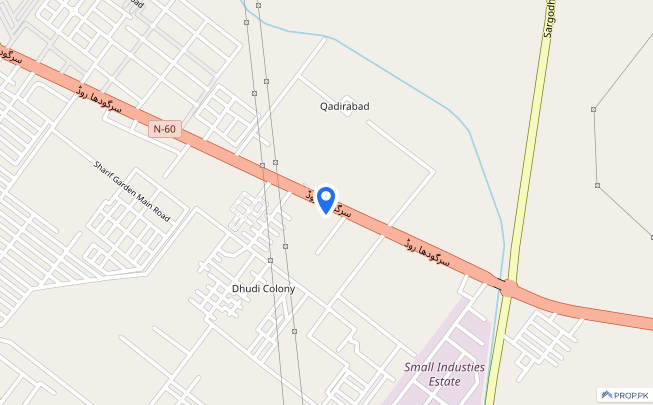 Commercial Plot Available For Rent On Ideal Location - Lahore Road
