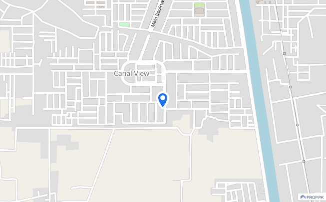 Portion is available for Rent. - Canal View Housing Scheme