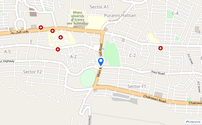 Commercial Land For Sale - Mian Muhammad Road